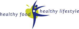 healthy food healthy lifestyle logo HFHL